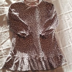 Leopard Nightgown